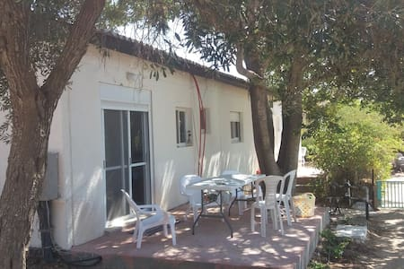 simple quiet place in the heart of galilee - Lotem - Apartamento