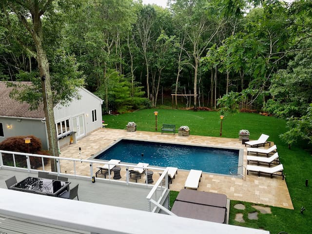 Large Southampton  Secluded Retreat - Southampton - Rumah