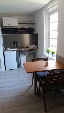 Petite maison à 50 min de Paris