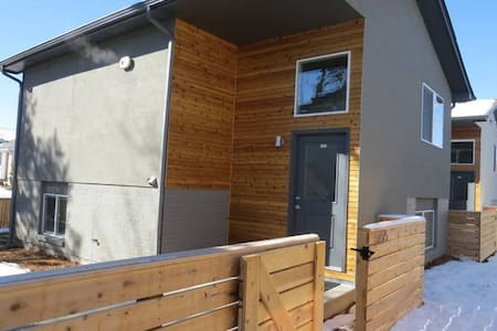 Great Crash pad for Experiencing Boulder! - Boulder - Hus