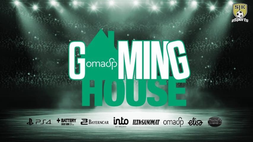 OmaSp Gaming House -pelitalo