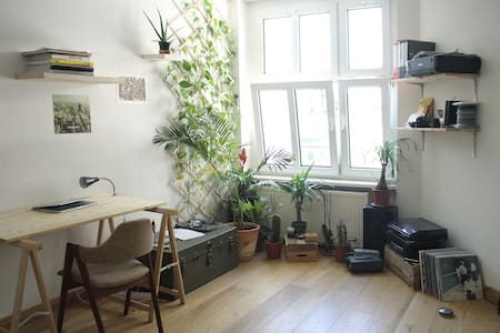 Sunny large studio with terrace! - Berlin