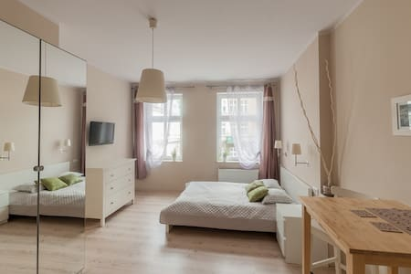 Apartment Sopot Center 3 - 소폿 - 아파트