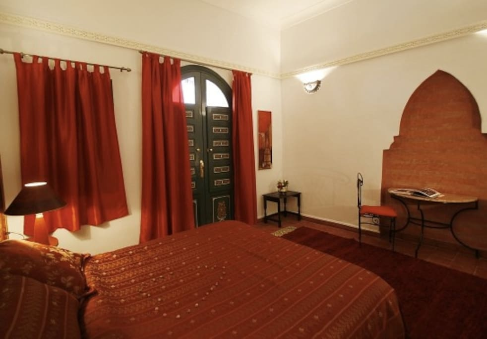 Room in riad guesthouse