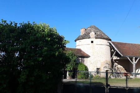 """Gîte Belle Vue - """" Le Pigeonnier"""" - Fain-lès-Moutiers"""