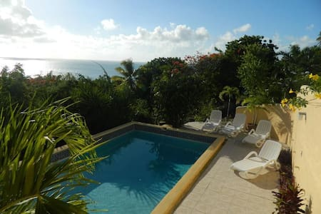 Come enjoy Paradise View Villa - Saint John's