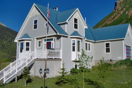Das Rieder Hausli on Quality Hill - Silverton - House