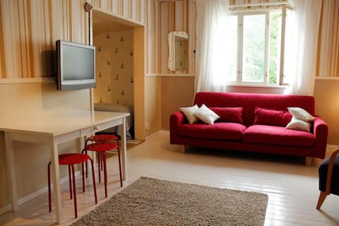 Lovely room in the countryside