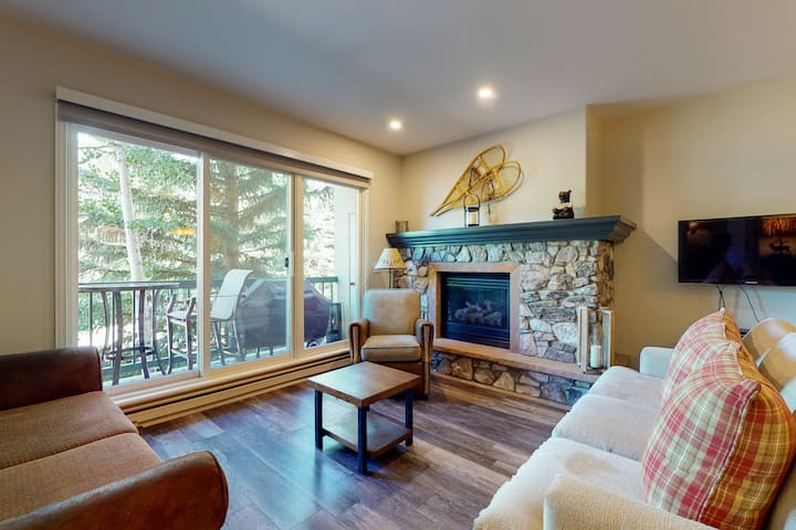 Perfect spot for winter action! With shared amenities, close to skiing, and more
