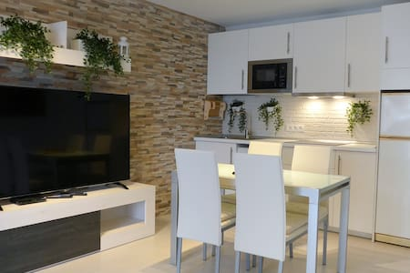 T101. Apartment in Costa Teguise.
