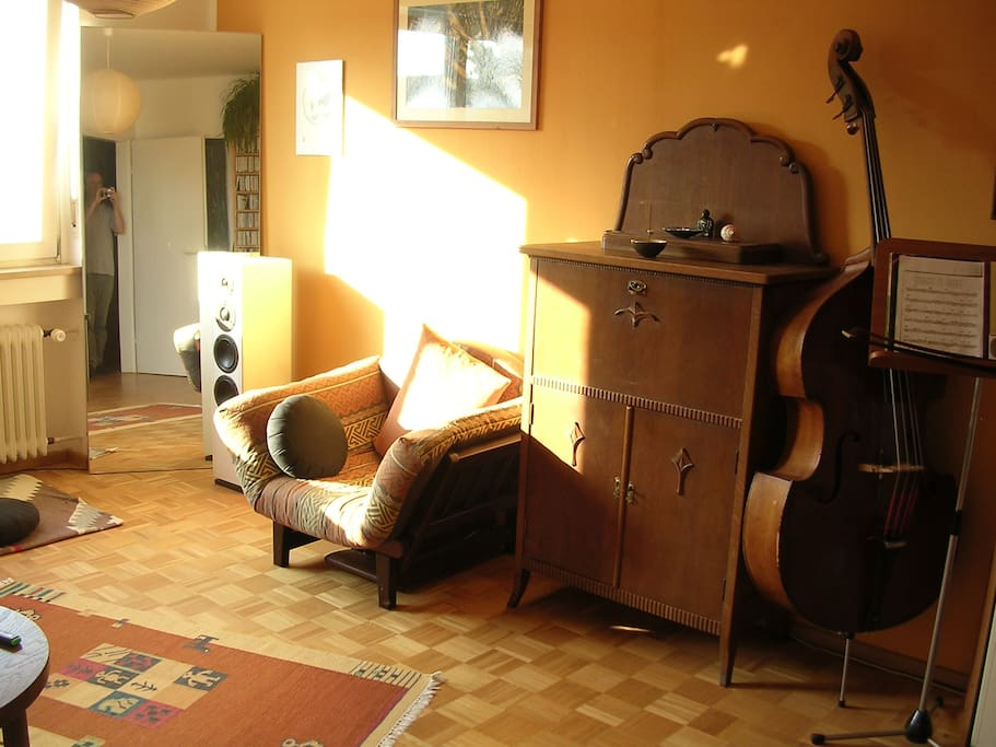 ruhiges 20qm zimmer ber der stadt wohnungen zur miete in w rzburg bayern deutschland. Black Bedroom Furniture Sets. Home Design Ideas