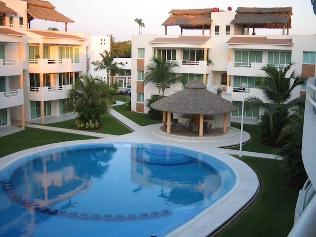 Nice & Cozy Apartment in Acapulco Diamante