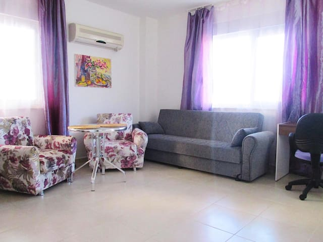 Уютная квартира недалеко от моря - Antalya - Huoneisto