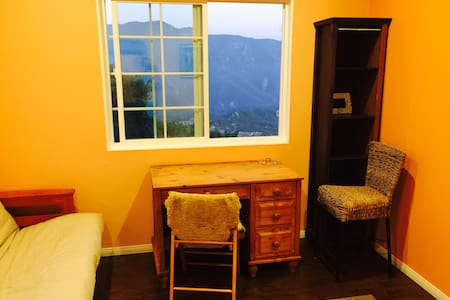 Remote Single Room Studio Bungalow - Near Big Bear