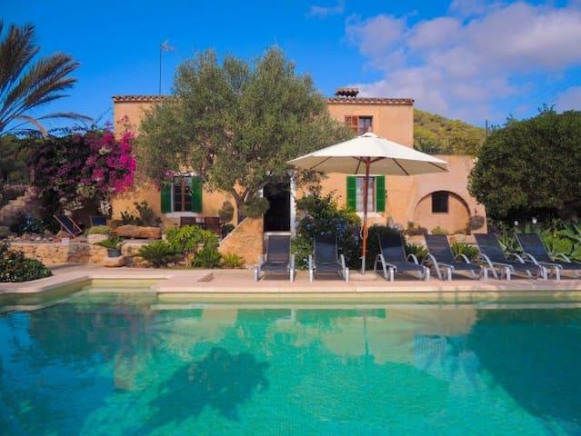 Can Roca - S´Horta, Cala d'Or Area, Mallorca - Santanyí - Casa