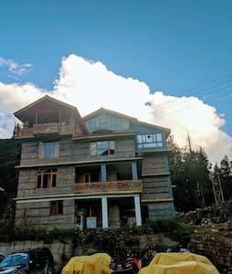 SS Home in higher himalayas