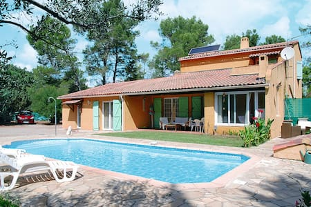 Holiday home in Le Cannet des Maures - Le Cannet-des-Maures - 獨棟