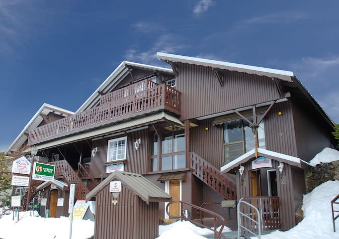 Karelia Alpine Lodge in Falls Creek - Falls Creek - Chalet