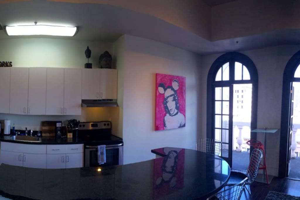 Modern historical gaslamp loft w view lofts louer - Loft industriel san diego californie ...