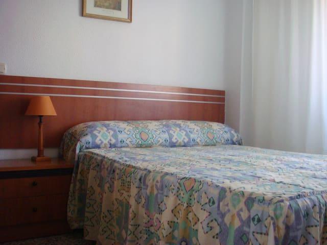 COMFORTABLE ROOM2-5 MALAGA CAPITAL - Málaga - Apartamento