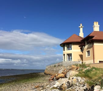 Luxury Ocean Front House - Casa