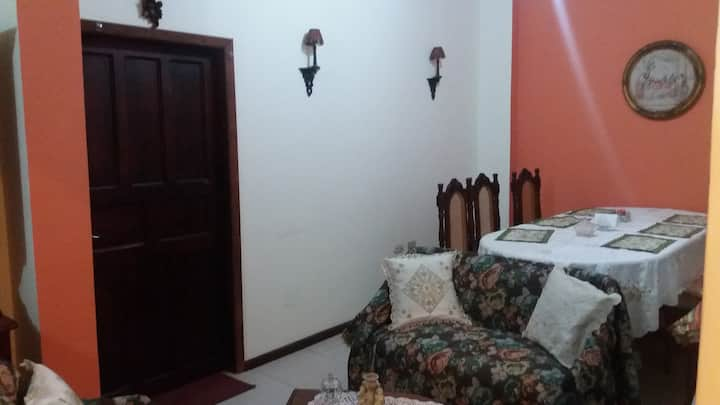 Comfortable and safe apartment with nice view.