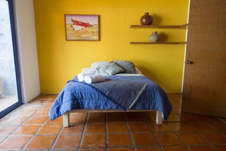 Suite 4 in Casa Matilda. Mexican Contemporary Home