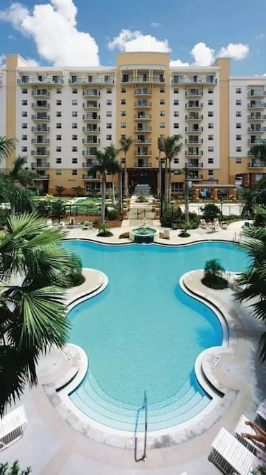 Wyndham Palm Aire Resort And Spa Apartments For Rent In Pompano Beach Florida United States