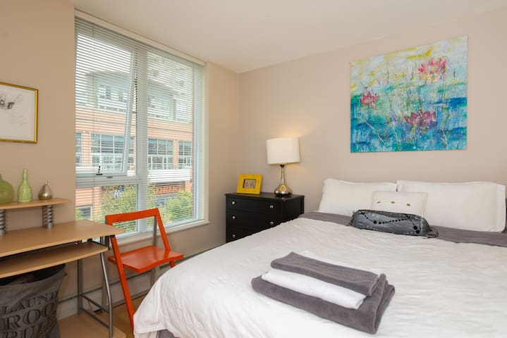 Trendy Yaletown Condo - Vancouver - Appartement