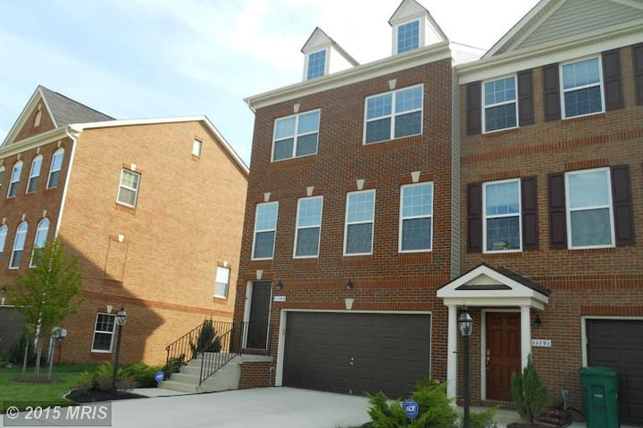 Room within Beautiful Townhome