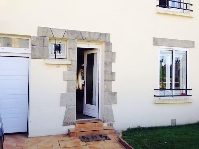 Maison 8 pers - Brest - Rumah
