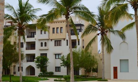 Idyllic luxury 1 bedroom apartment
