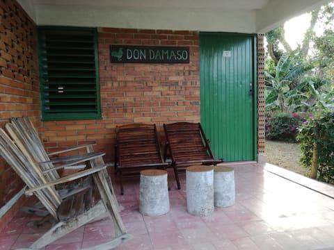 Casa Don Damaso 2 - przytulny domek na wsi