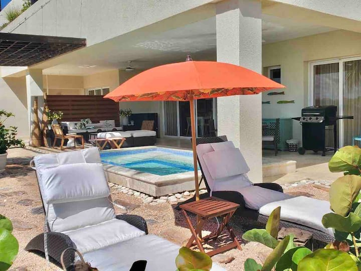 Cap Cana Luxury Beach Apt Jacuzzi! Slp5 Punta Cana