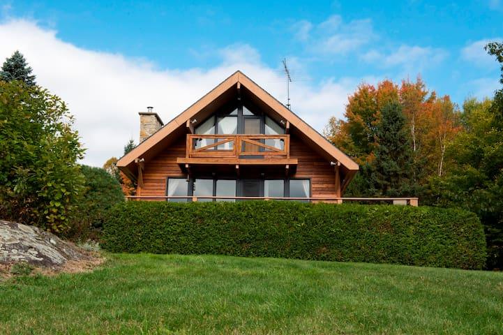 La maison d'Antoine - Sainte-Béatrix - Chatka w górach