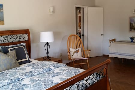 Fortaleza Ranch - Guest suite/families/horses! - Winchester