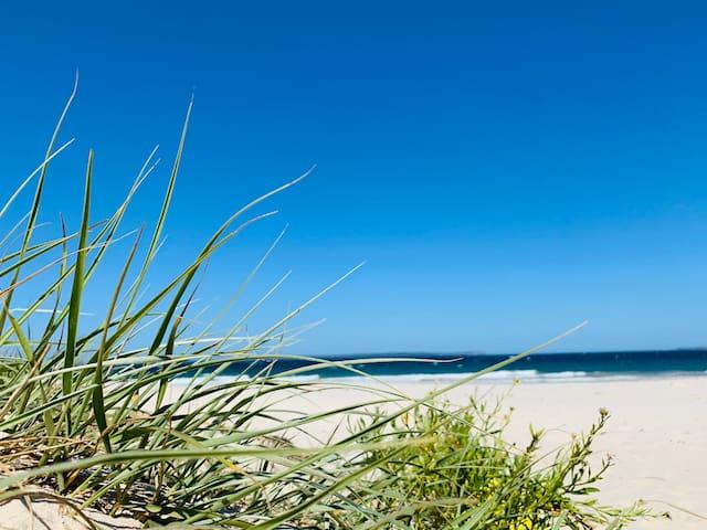 Sandy Feet Retreat | Jervis Bay | Perfect location