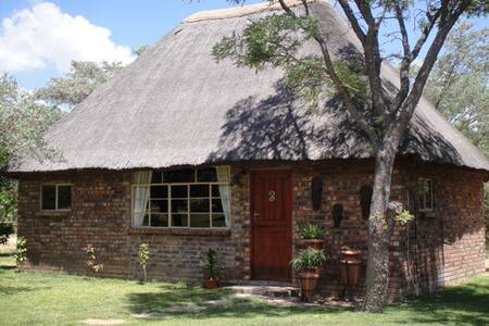 Family Cottage-2 bedr. on Game Farm - Vaalwater