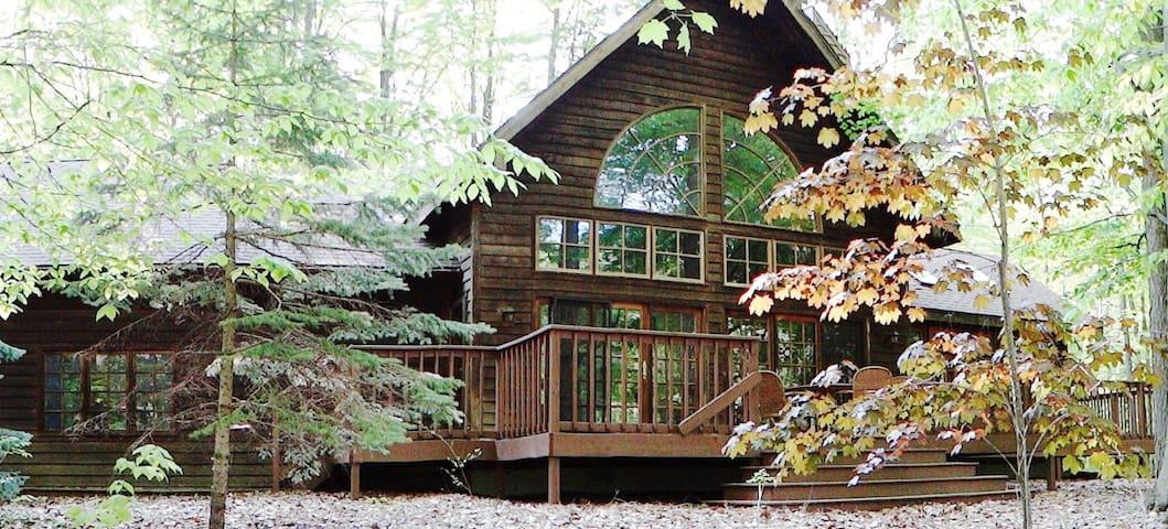 Special Offer Big house w/ garage -Ski, golf,lake