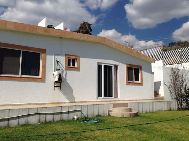 Vendida - Atlatlahucan - Casa