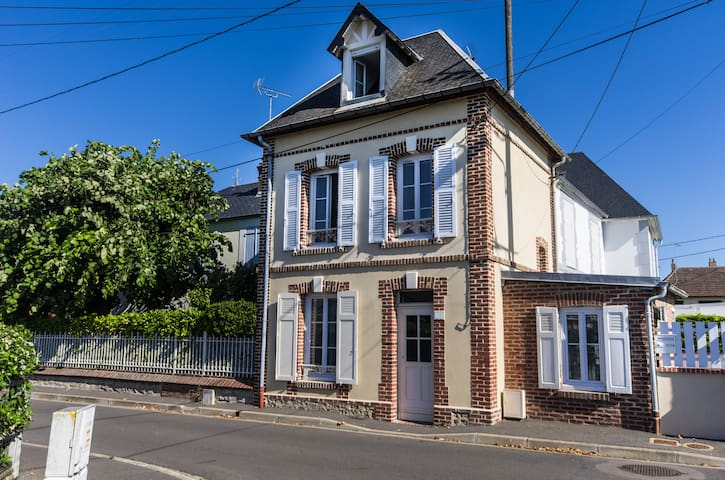 CABOURG - House 400m from the town - Cabourg - Hus