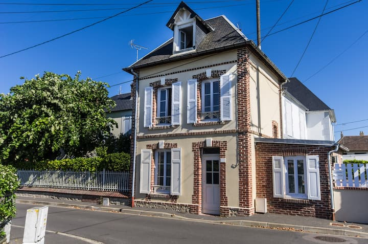 CABOURG - House 400m from the town