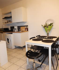 Bel appartement proche Lille centre - Lille - Apartmen