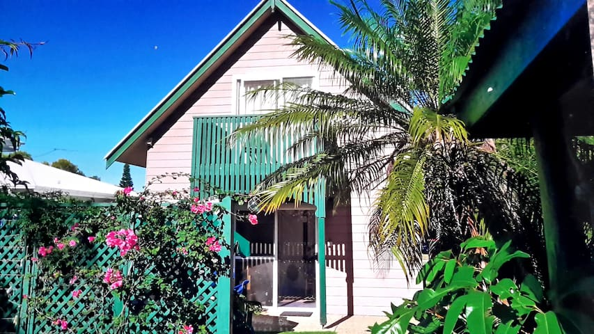 self contained studio - Byron Bay - Cabane