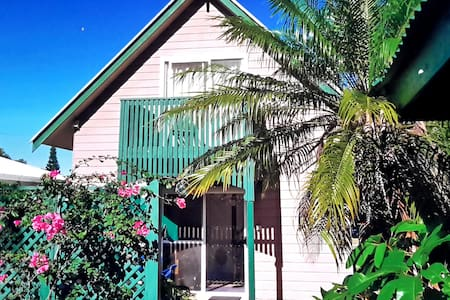 self contained studio - Byron Bay