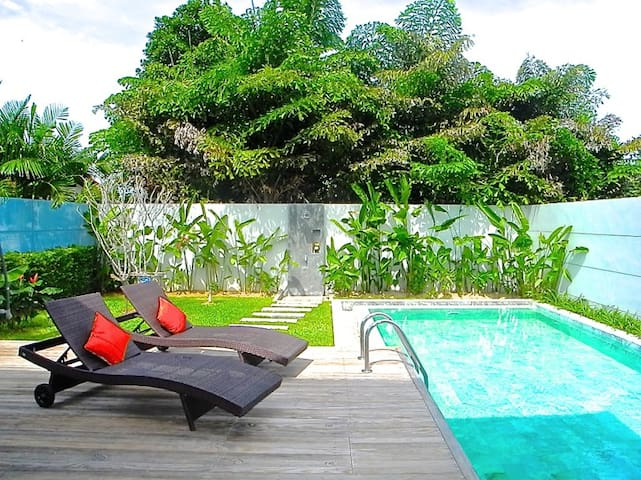 Fantastic Pool Villa in Rawai - Rawai - House