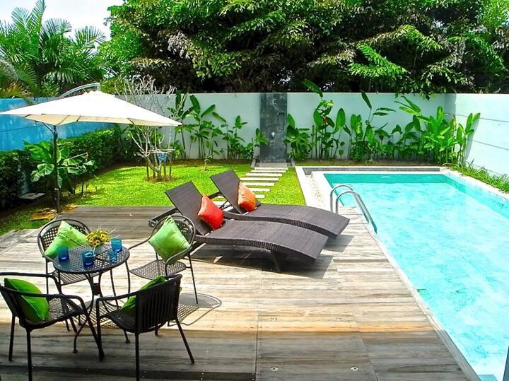 Fantastic Pool Villa in Rawai