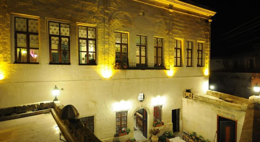 Kardeşler Cave Hotel - Ürgüp - Ostrov