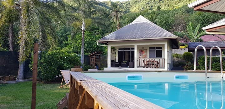 Torres Pretty House  avec piscine ! Proche lagon