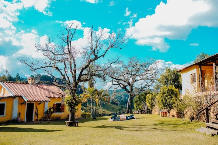 Fazenda Santa Esther: creative space